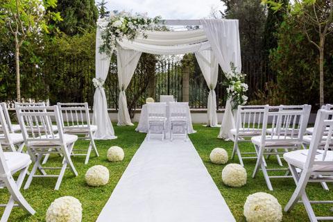 pomysły na ślub w plenerze