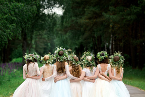 regionalne zwyczaje weselne
