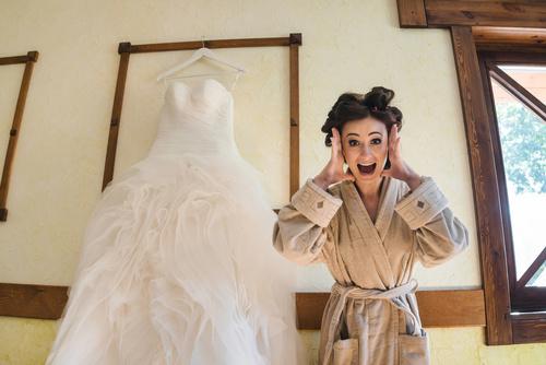 stres przed ślubem