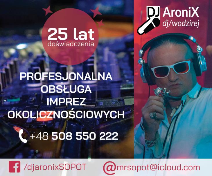 DJ AroniX
